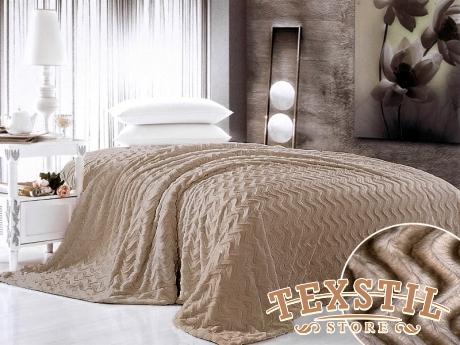 Пледы на кровать